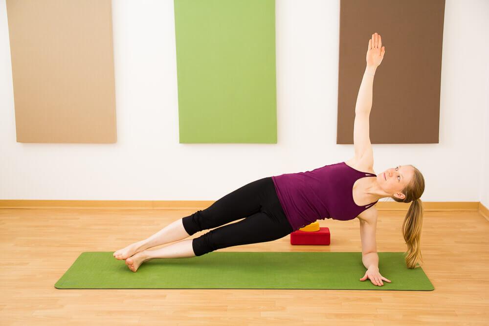 Yogamatten Test