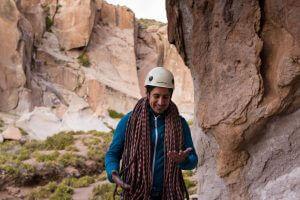 ClimbingFlex - Yoga für Kletterer - Carlos nach dem Klettern