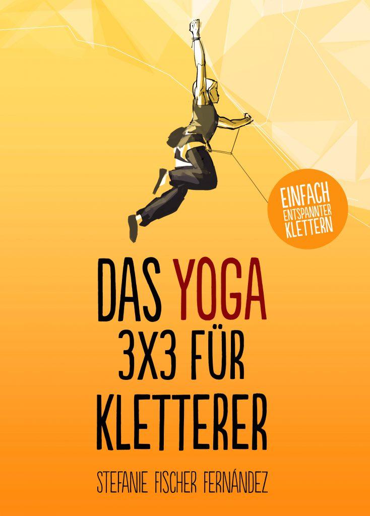 Das Yoga-3x3 für Kletterer - Cover