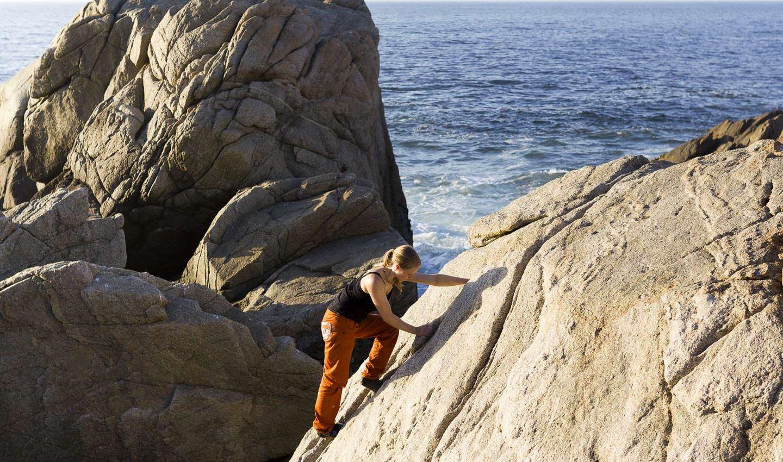 Roca Oceanica, Chile, klettern