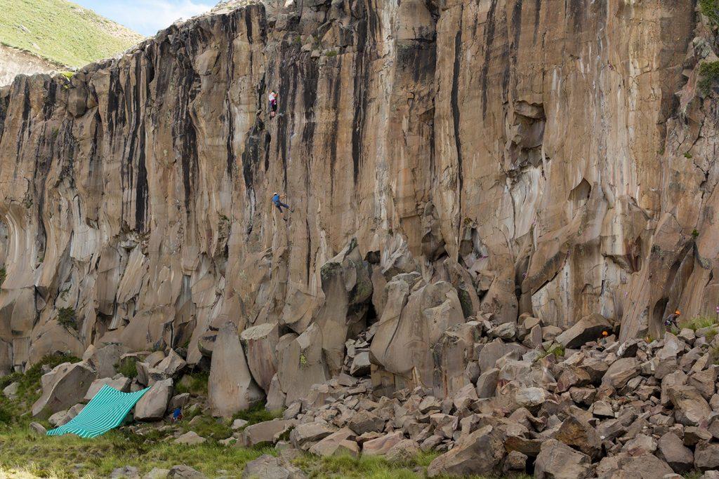 Kopftraining-Valle de los Condores