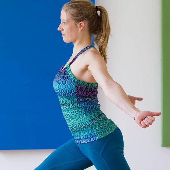 Teil 2: Stabilität für Schultern, Nacken & Rücken