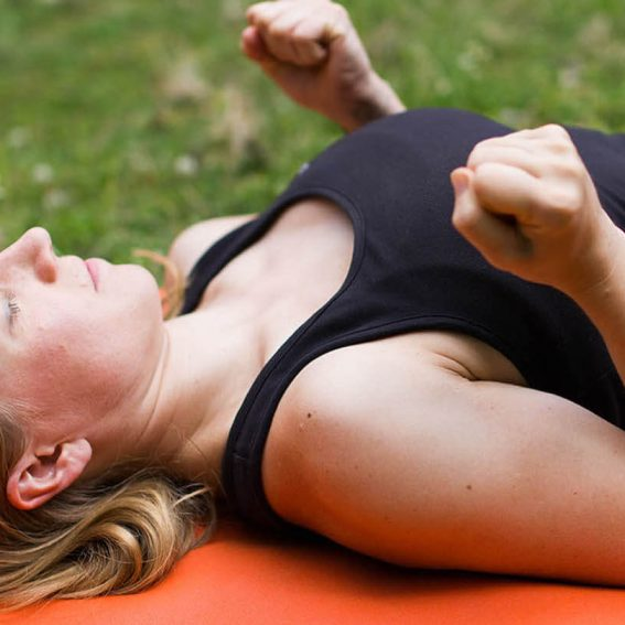 Progressive Muskelentspannung für Kletterer