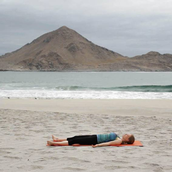 Loslassen und durchatmen: Entspannungsreise am Meer