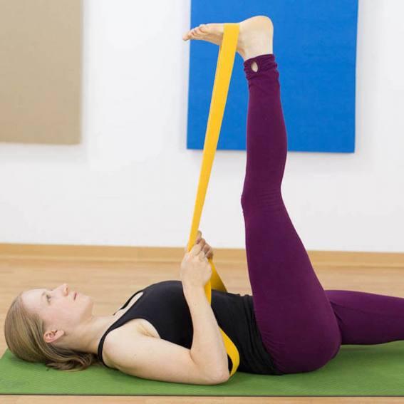 Entspannung in den Beinen und Hüften
